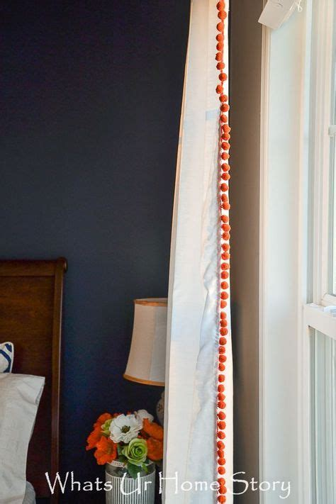 Pom Pom Curtain Panels Inspiration 1000 Ideas About Pom Pom Curtains On Window Curtains Curtain Ideas And Bedroom