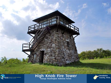 high knob tower on the va wv line favorite places