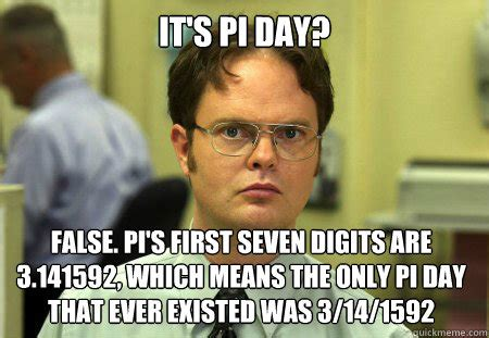 Pi Day Meme - 10 digits of pi day pi day know your meme memes