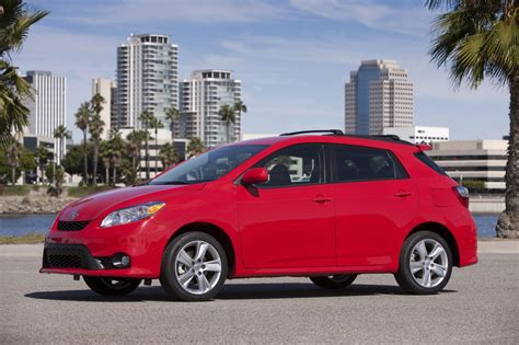 Toyota Mattix 2013 Toyota Matrix Review Ratings Specs Prices And