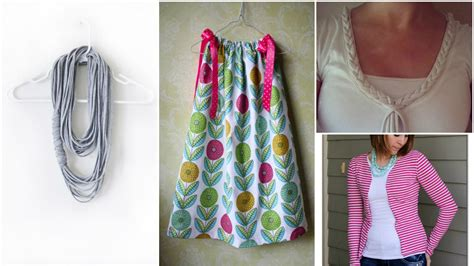Kaos Cewek Tshirt No Bunny You no sew hacks to upcycle your clothing
