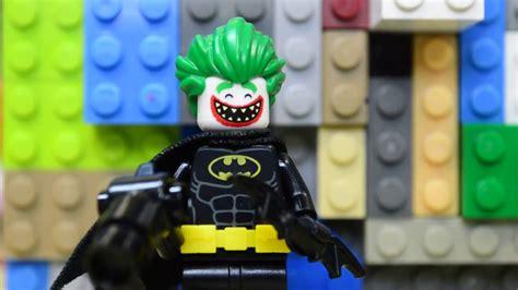 lego stop motion a lego batman hilarious stop motion