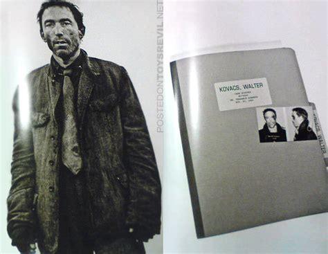 libro watchmen portraits watchmen portraits el artbook de la pelicula im 225 genes