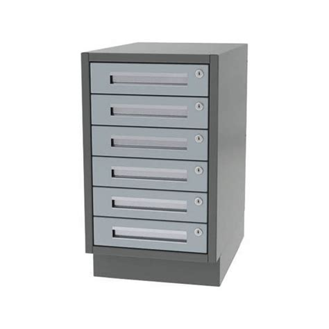 six drawer storage cabinet six drawer narrow width base cabinet