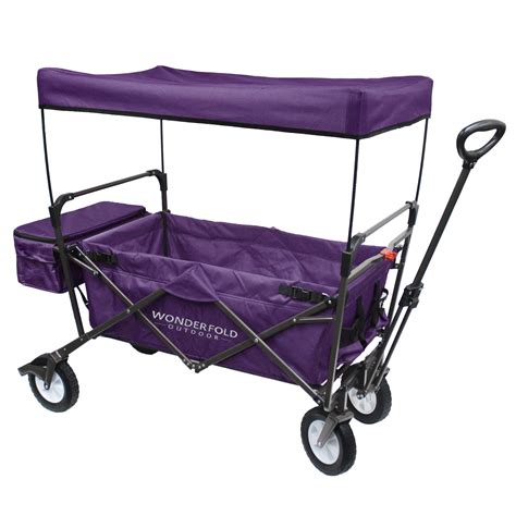 purple folding chair with canopy value model collapsible folding wagon with canopy tyrian