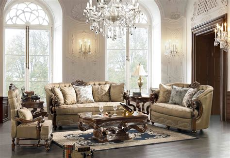 Kenroy Chandelier Elegant Traditional Formal Living Room Furniture
