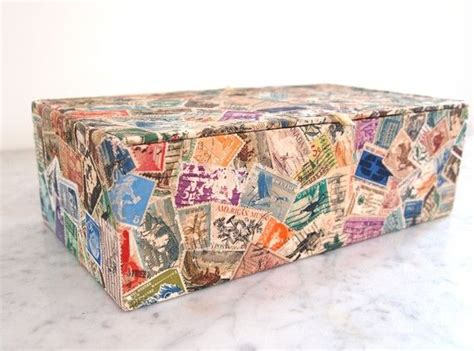 Decoupage Box Ideas - 17 best images about cigar boxes on wooden
