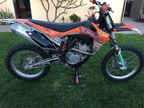 Ktm Motorcycles San Diego 2012 Ktm Sx For Sale 40 Used Motorcycles From 1 252