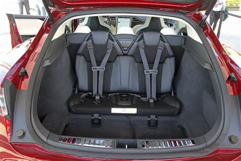 Tesla Model S Seats 7 Tesla Model S Interior 7 Seats Newhairstylesformen2014