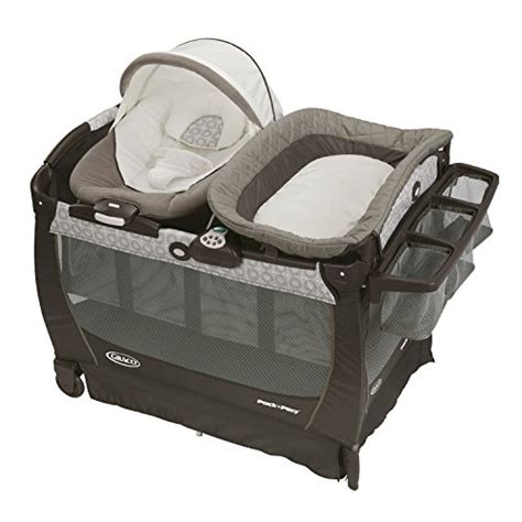 Vibrations Shoes Pack Built In Rumble Feature by Graco Pack N Play Playard Snuggle Suite Lx Abbington