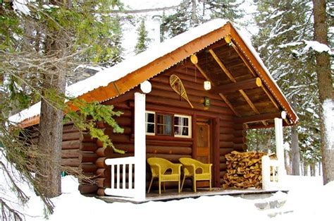 Banff Cabins With Tub by A Stay At Mountain Lodge In Banff National Park