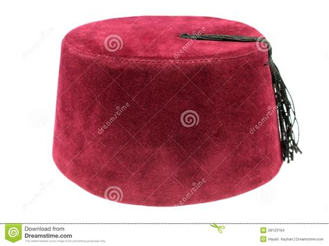 ottoman hat turkish fez traditional ottoman hat stock images image