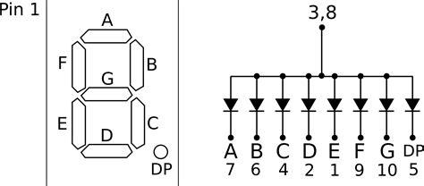 led resistor calculator 7 segment 7 segment led display marian longa s