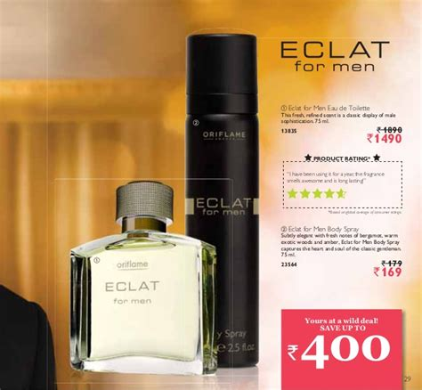 Parfum Oriflame eclat for oriflame cologne a fragrance for