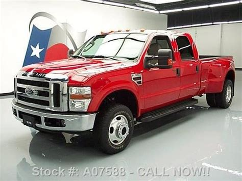 how to sell used cars 2008 ford f350 head up display sell used 2008 ford f350 lariat crew 4x4 diesel dually tow 42k mi texas direct auto in stafford