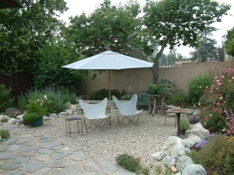 Gravel Patio Designs Gravel Patio Designs Lightandwiregallery