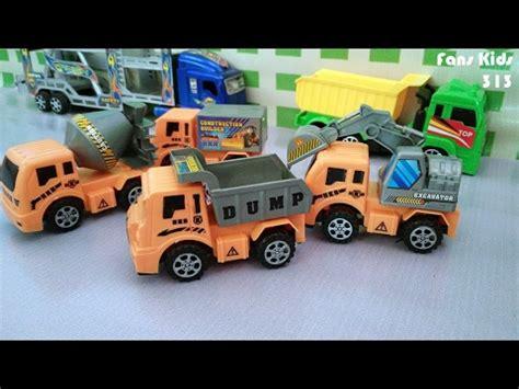 Mainan Truck Kontruksi Excavator Truk Beko Anak Edukatif Edukasi 1 mainan anak excavator mainan anak perempuan