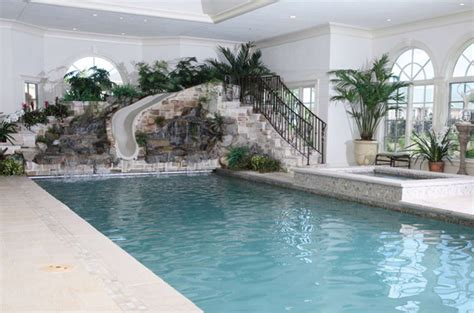 Inside Pool by Indoor Pools