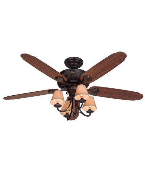 Primitive Country Bathroom Ideas by Hunter Fan 22710 Cortland 54 Inch Ceiling Fan With Light