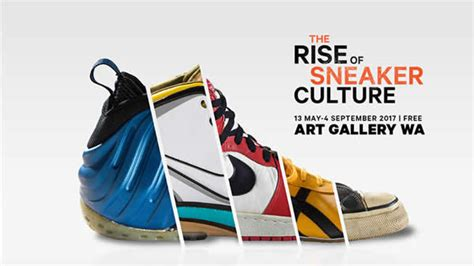 sneaker website the gallery of western australia website