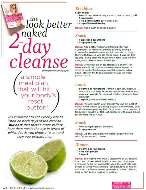 6 Day Detox Diet by 25 Best Ideas About Reset Diet On