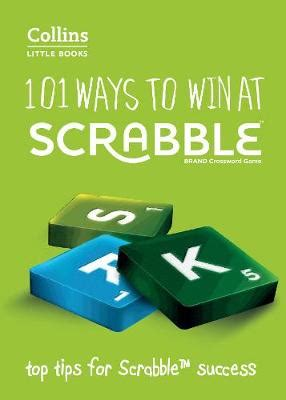 tips to win scrabble 101 ways to win at scrabble by barry grossman waterstones