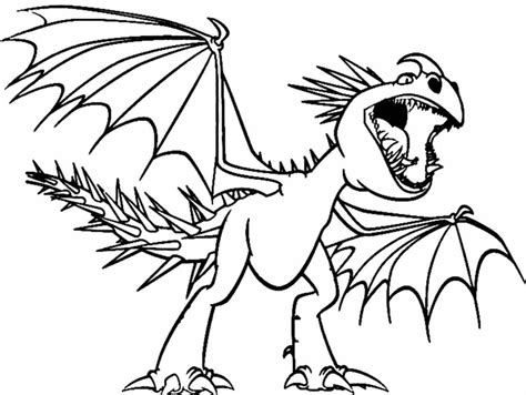 how to train your dragon coloring pages speed stinger