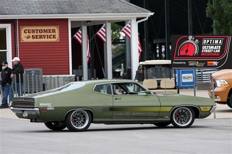 ousci preview mark bowler s 1970 ford torino