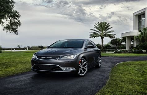 Chrysler 200 Car by 2015 Chrysler 200 Review Ratings Specs Prices And