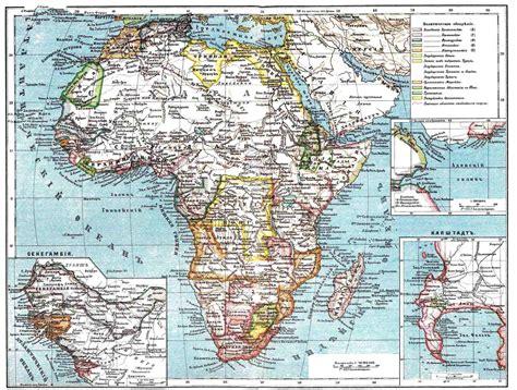 africa map 1900 africa in world war 1 europe