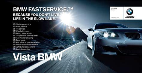 Bmw Service Coupons by Pompano Florida Bmw Dealership Vista Bmw Pompano