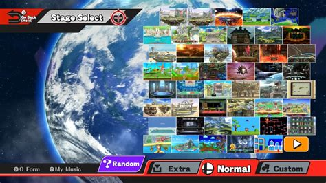 update layout finale sprited css finale super smash bros for wii u gt guis