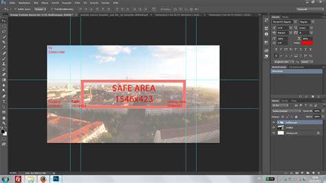 Muster Photoshop Photoshop Vorlage F 252 R Banner Erstellen Chip