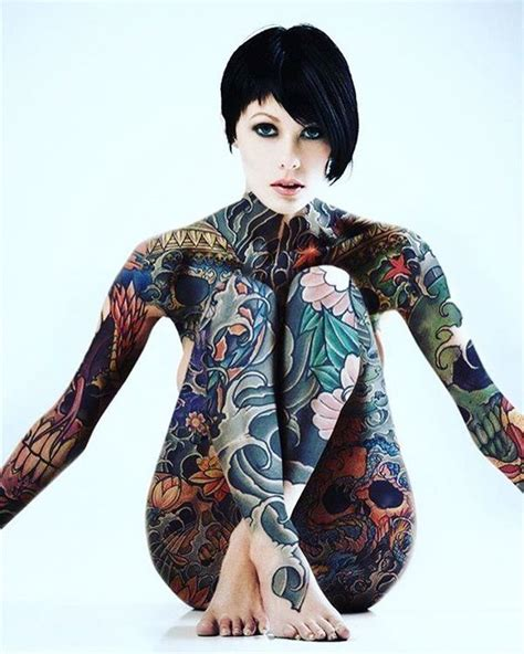 full body tattoo female pictures 54 best full body tattoo nude body tattoos for girls and