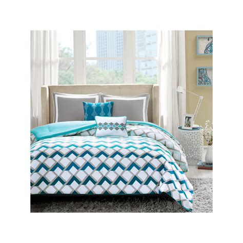 deals intelligent design danika ombre comforter set