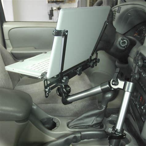 truck laptop mount universal vehicle laptop mount bracketron
