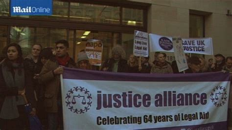 Barristers walk out in protest at plans to slash £