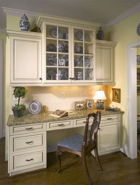 kitchen desk cabinets 16 best images about kitchen desk ideas on pinterest
