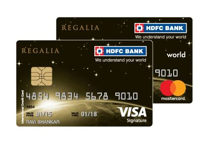 hdfc credit card make my trip offers regalia credit card the luxury credit card hdfc bank