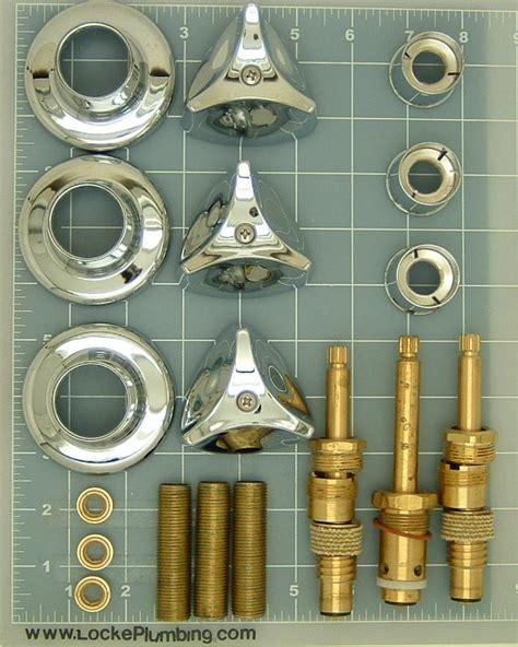 Crane Faucets Parts by Crane R8392kit Faucet Rebuild Kit Locke Plumbing