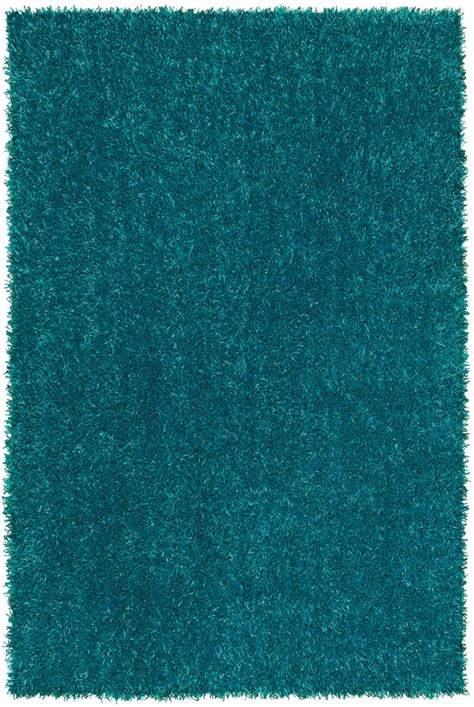 shag area rugs 8x10 dalyn bg69 teal blue solid vibrant shag 8x10 tufted area rug approx 8 x 10 ebay
