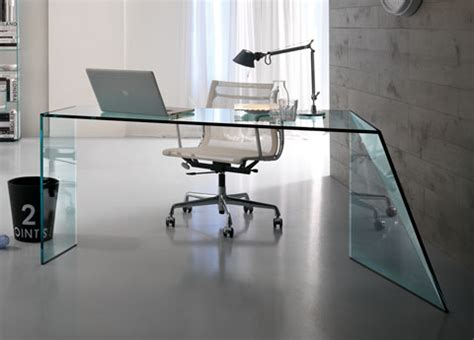 tonelli penrose desk glass desks home office desks
