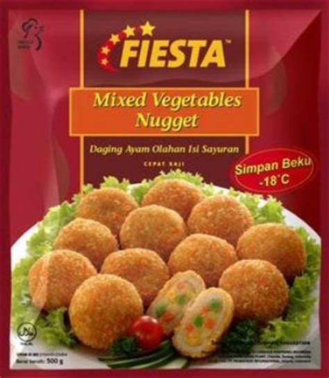 Nugget Ayam Vege nugget 187 187 agen makanan beku menyediakan nugget sosis