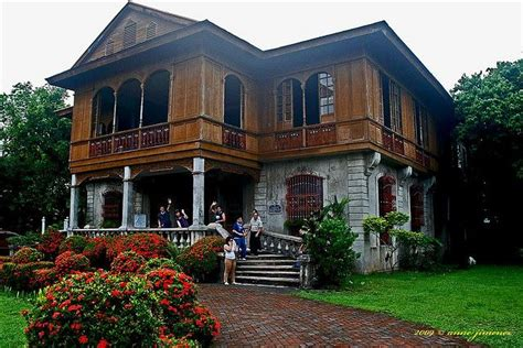 typical house style in balay negrense in silay negros occidental during the colonial period the traditional