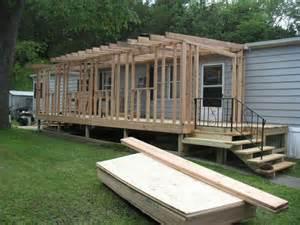 mobile home additions modular home addition kits