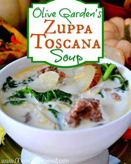 Olive Garden Zuppa Toscana Soup Olive Garden Vegetable Soup
