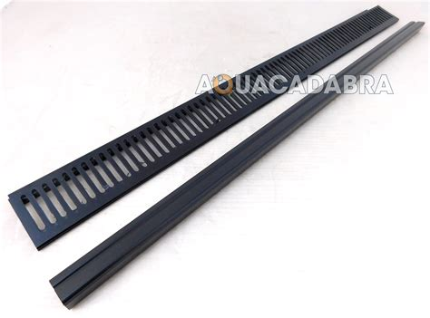 flow and comb d d ultraflow weir comb 60cm for 6 8 10mm glass overflow