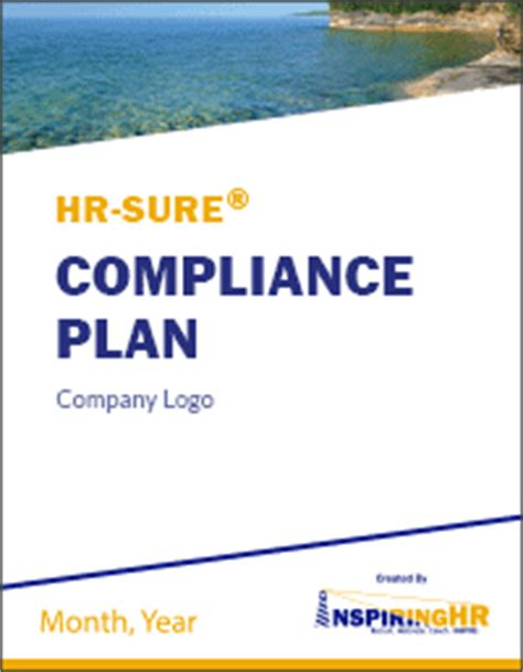 Compliance Plan Pictures To Pin On Pinterest Pinsdaddy Compliance Program Template
