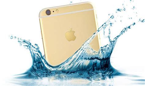 iphone 7 should be waterproof or this ios 10 feature doesn t make sense tech style
