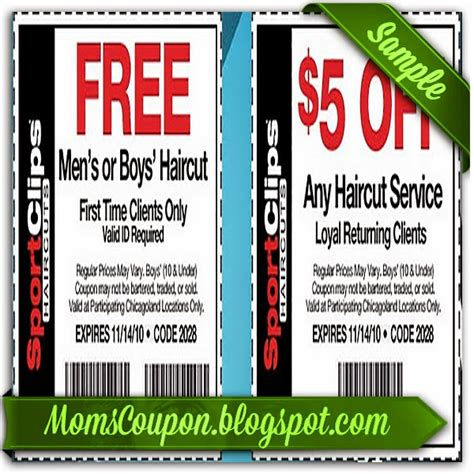 sports clips coupon get it free haircut 2015 youtube get sport clips coupons 2015 25 off mvp free